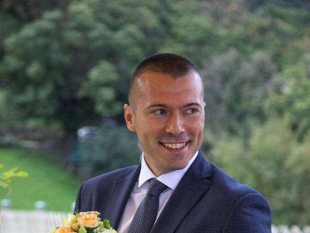 Il matrimonio di Mirco e Ambra a Pisogne, Brescia 11