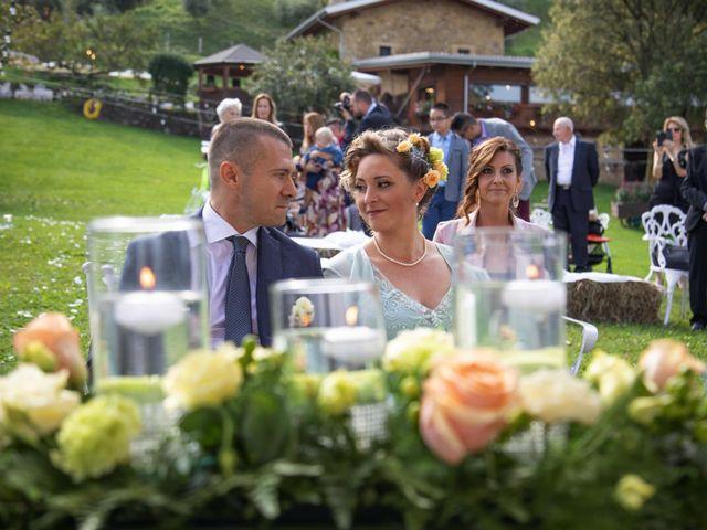 Il matrimonio di Mirco e Ambra a Pisogne, Brescia 12