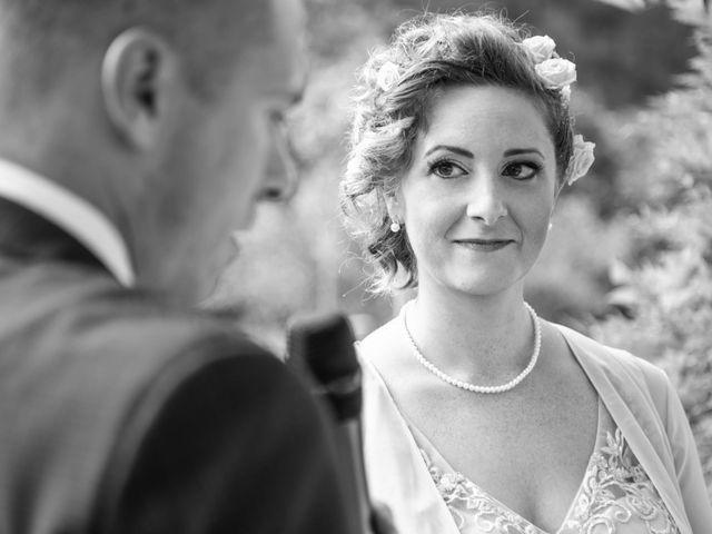 Il matrimonio di Mirco e Ambra a Pisogne, Brescia 15