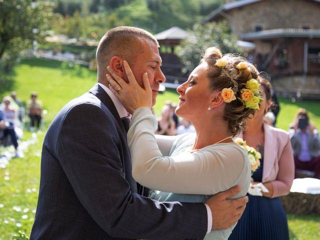 Il matrimonio di Mirco e Ambra a Pisogne, Brescia 18