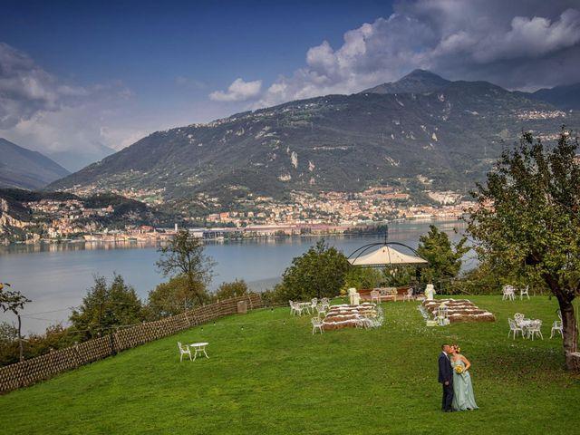 Il matrimonio di Mirco e Ambra a Pisogne, Brescia 20