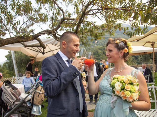 Il matrimonio di Mirco e Ambra a Pisogne, Brescia 21