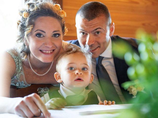 Il matrimonio di Mirco e Ambra a Pisogne, Brescia 22