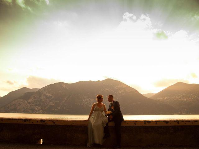 Il matrimonio di Mirco e Ambra a Pisogne, Brescia 24