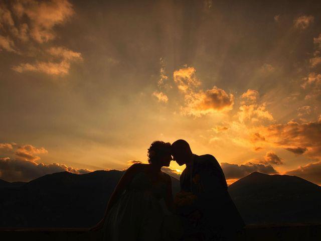 Il matrimonio di Mirco e Ambra a Pisogne, Brescia 25