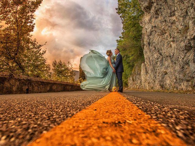Il matrimonio di Mirco e Ambra a Pisogne, Brescia 27