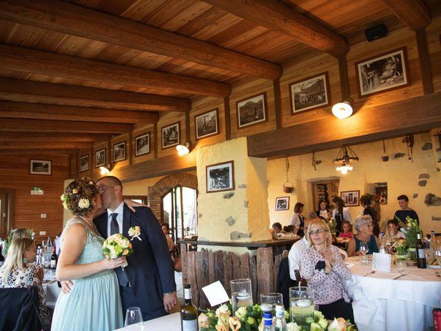 Il matrimonio di Mirco e Ambra a Pisogne, Brescia 34