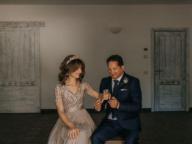 Il matrimonio di Alessandro e Angela a Nicosia, Enna 47
