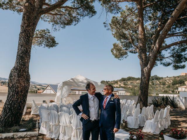 Il matrimonio di Alessandro e Angela a Nicosia, Enna 52