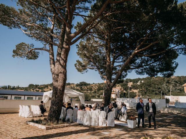 Il matrimonio di Alessandro e Angela a Nicosia, Enna 54