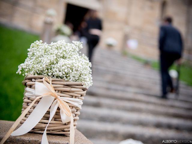 Il matrimonio di Damiano e Giulia a Villa d'Adda, Bergamo 4