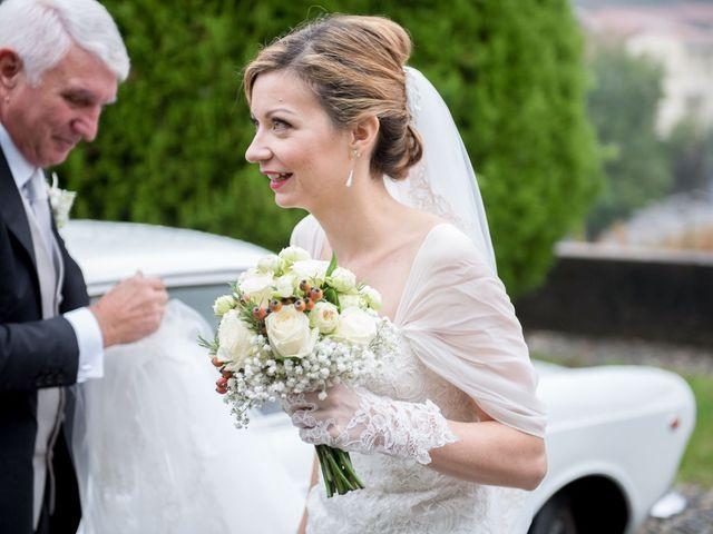 Il matrimonio di Damiano e Giulia a Villa d'Adda, Bergamo 8