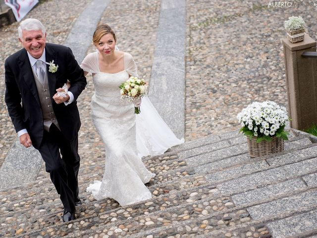 Il matrimonio di Damiano e Giulia a Villa d'Adda, Bergamo 9