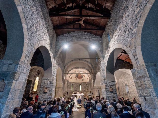 Il matrimonio di Damiano e Giulia a Villa d'Adda, Bergamo 10