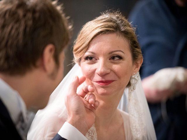 Il matrimonio di Damiano e Giulia a Villa d'Adda, Bergamo 11