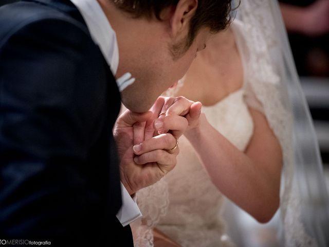 Il matrimonio di Damiano e Giulia a Villa d'Adda, Bergamo 12