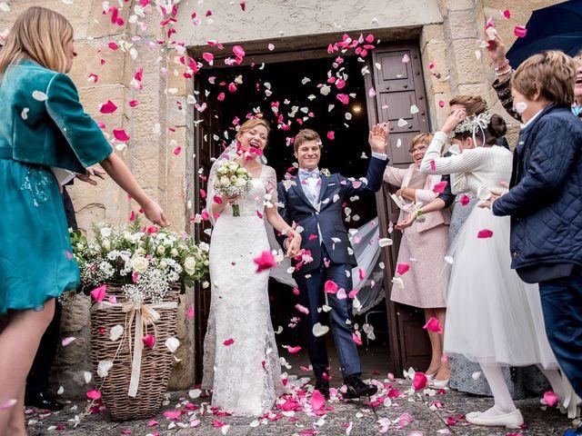Il matrimonio di Damiano e Giulia a Villa d'Adda, Bergamo 13