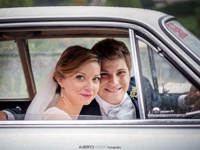 Il matrimonio di Damiano e Giulia a Villa d'Adda, Bergamo 16
