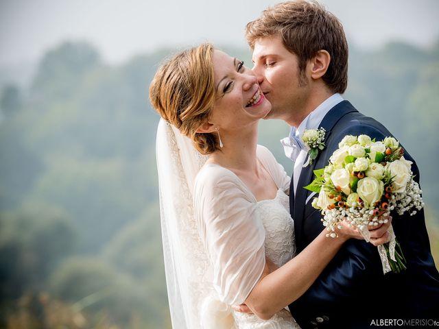 le nozze di Giulia e Damiano