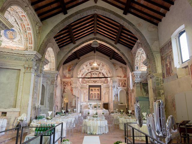 Il matrimonio di Damiano e Giulia a Villa d'Adda, Bergamo 19