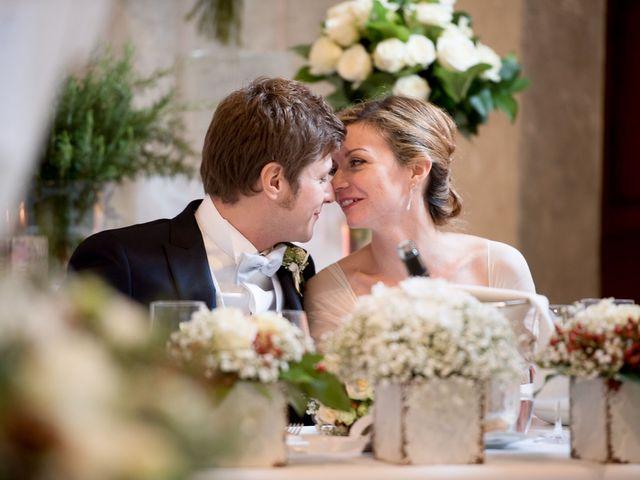 Il matrimonio di Damiano e Giulia a Villa d'Adda, Bergamo 20