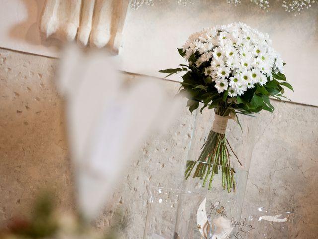 Il matrimonio di Damiano e Giulia a Villa d'Adda, Bergamo 21