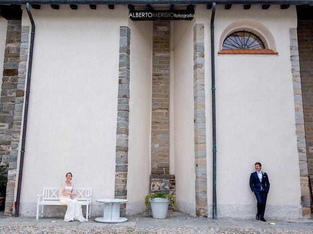 Il matrimonio di Damiano e Giulia a Villa d'Adda, Bergamo 22