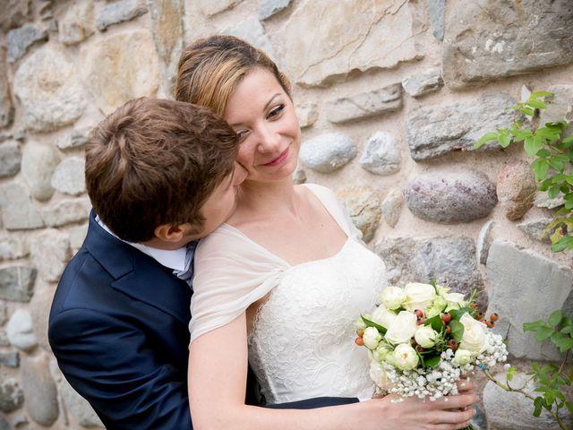 Il matrimonio di Damiano e Giulia a Villa d'Adda, Bergamo 23