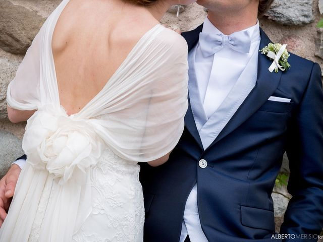 Il matrimonio di Damiano e Giulia a Villa d'Adda, Bergamo 24