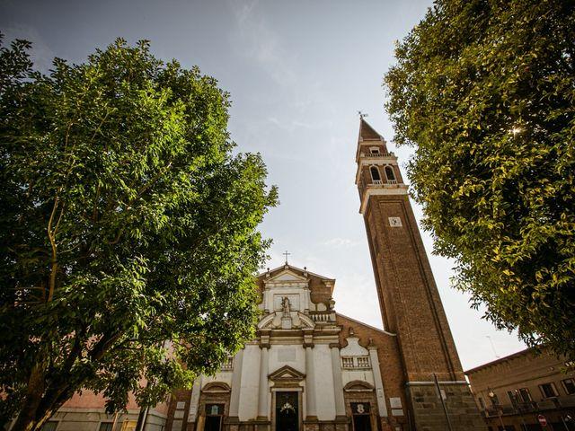 Il matrimonio di Luca e Michela a Adria, Rovigo 27