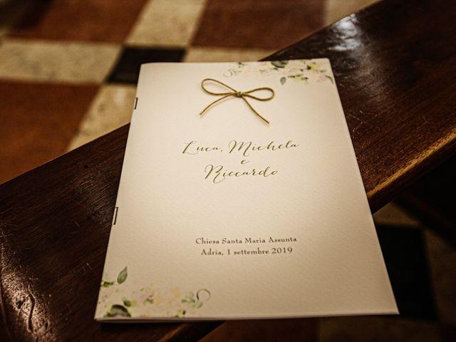 Il matrimonio di Luca e Michela a Adria, Rovigo 33