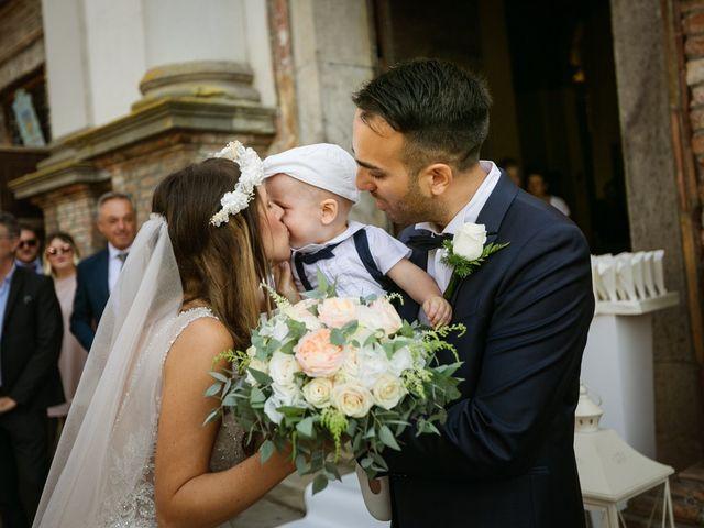 Il matrimonio di Luca e Michela a Adria, Rovigo 45