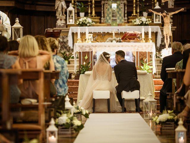 Il matrimonio di Luca e Michela a Adria, Rovigo 53