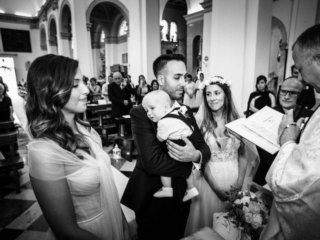 Il matrimonio di Luca e Michela a Adria, Rovigo 62