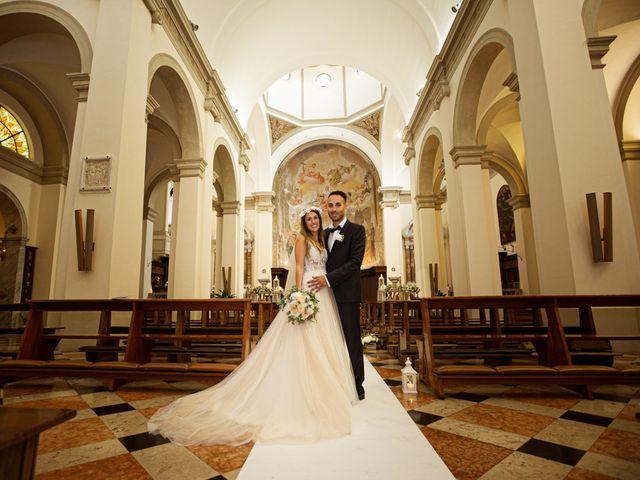 Il matrimonio di Luca e Michela a Adria, Rovigo 64
