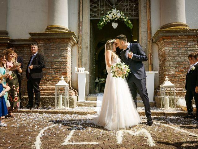 Il matrimonio di Luca e Michela a Adria, Rovigo 67