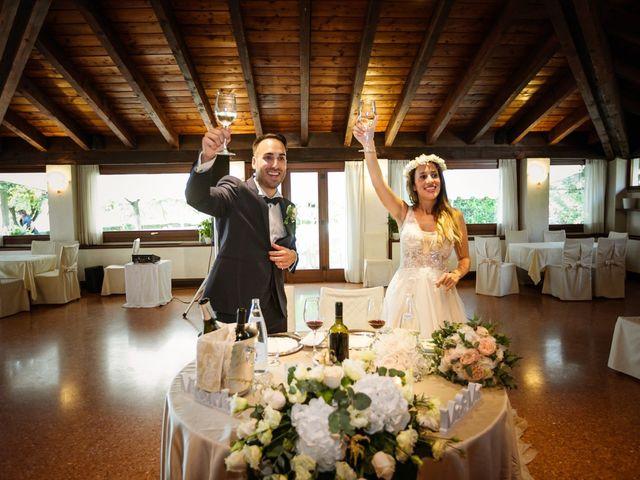 Il matrimonio di Luca e Michela a Adria, Rovigo 81