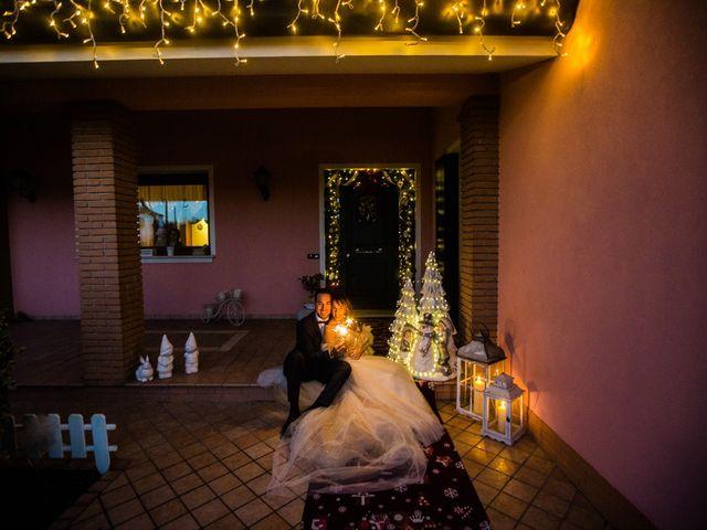 Il matrimonio di Luca e Michela a Adria, Rovigo 108