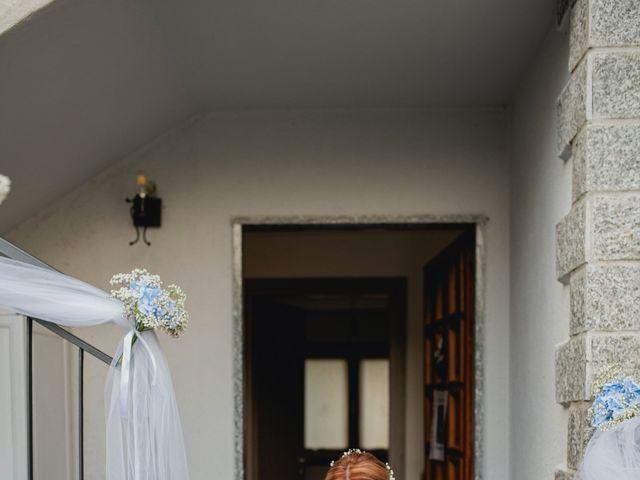 Il matrimonio di Lorenzo e Chiara a Antrona Schieranco, Verbania 7