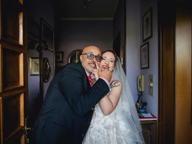 Il matrimonio di Lorenzo e Chiara a Antrona Schieranco, Verbania 17