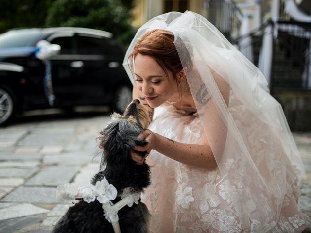 Il matrimonio di Lorenzo e Chiara a Antrona Schieranco, Verbania 19