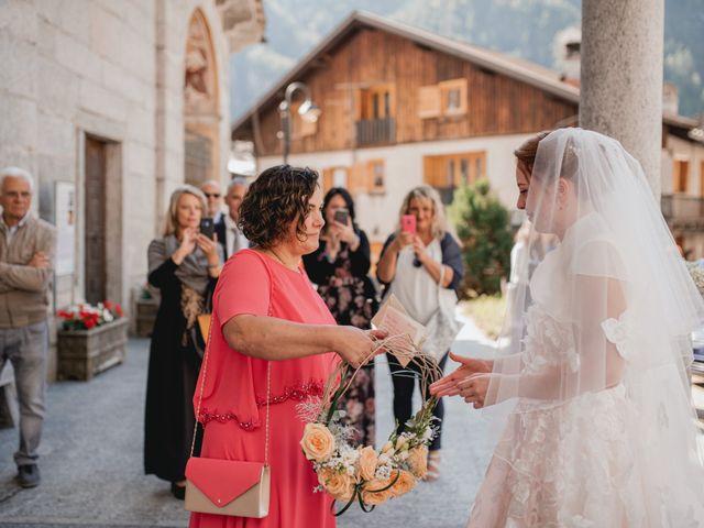 Il matrimonio di Lorenzo e Chiara a Antrona Schieranco, Verbania 22