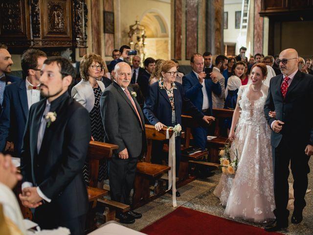 Il matrimonio di Lorenzo e Chiara a Antrona Schieranco, Verbania 23