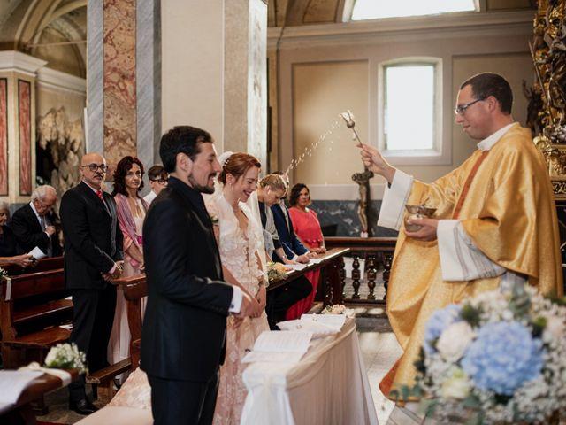 Il matrimonio di Lorenzo e Chiara a Antrona Schieranco, Verbania 25