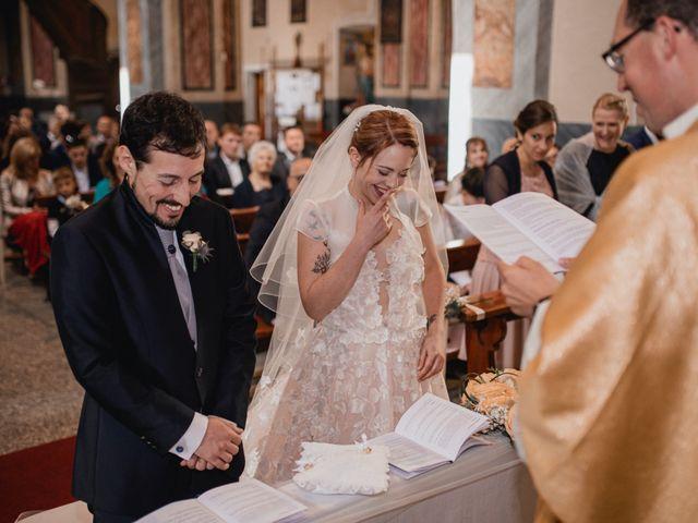 Il matrimonio di Lorenzo e Chiara a Antrona Schieranco, Verbania 26