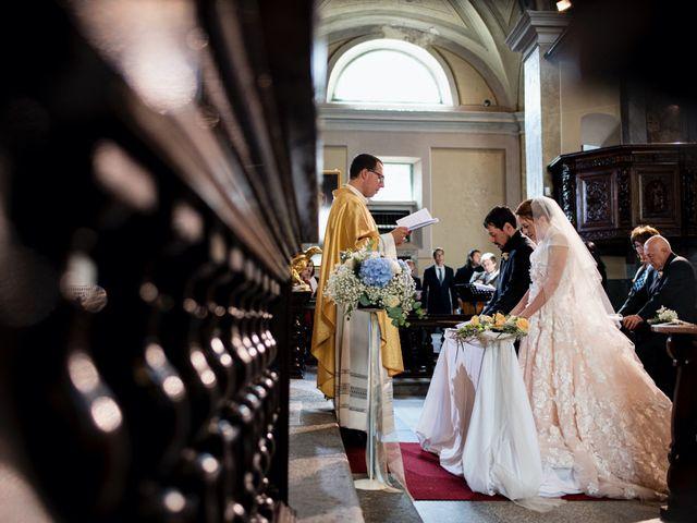 Il matrimonio di Lorenzo e Chiara a Antrona Schieranco, Verbania 27
