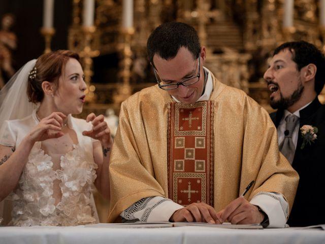 Il matrimonio di Lorenzo e Chiara a Antrona Schieranco, Verbania 33