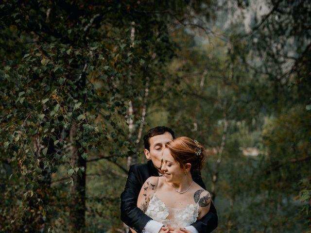 Il matrimonio di Lorenzo e Chiara a Antrona Schieranco, Verbania 50