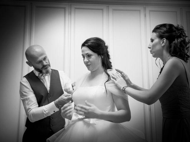 Il matrimonio di Alessandro e Elena a Santa Giustina in Colle, Padova 11