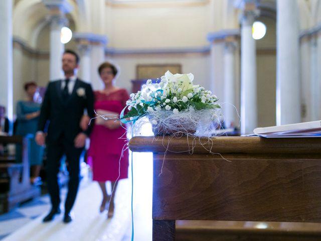Il matrimonio di Alessandro e Elena a Santa Giustina in Colle, Padova 13